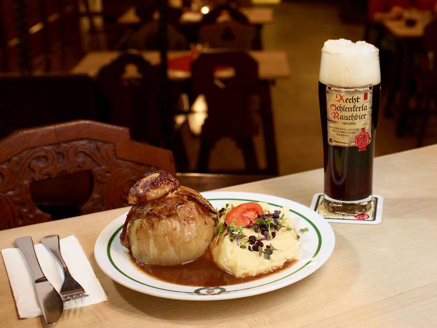 Bamberg Onion & Schlenkerla