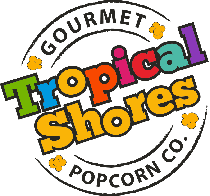 Tropical Shores Gourmet Popcorn