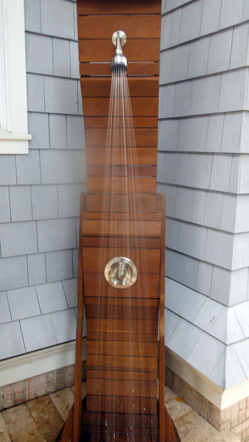| Outdoor Visions | Outdoor Shower |