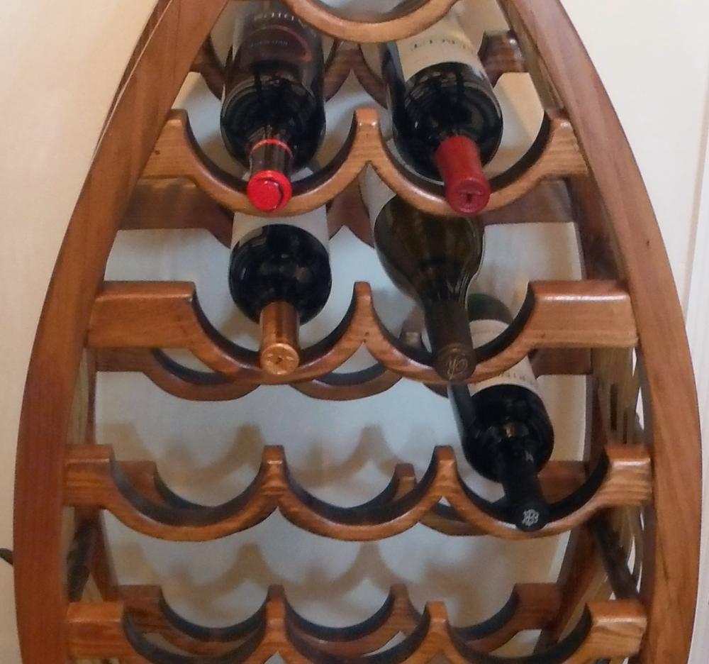 | Furniture | Wine Rack |