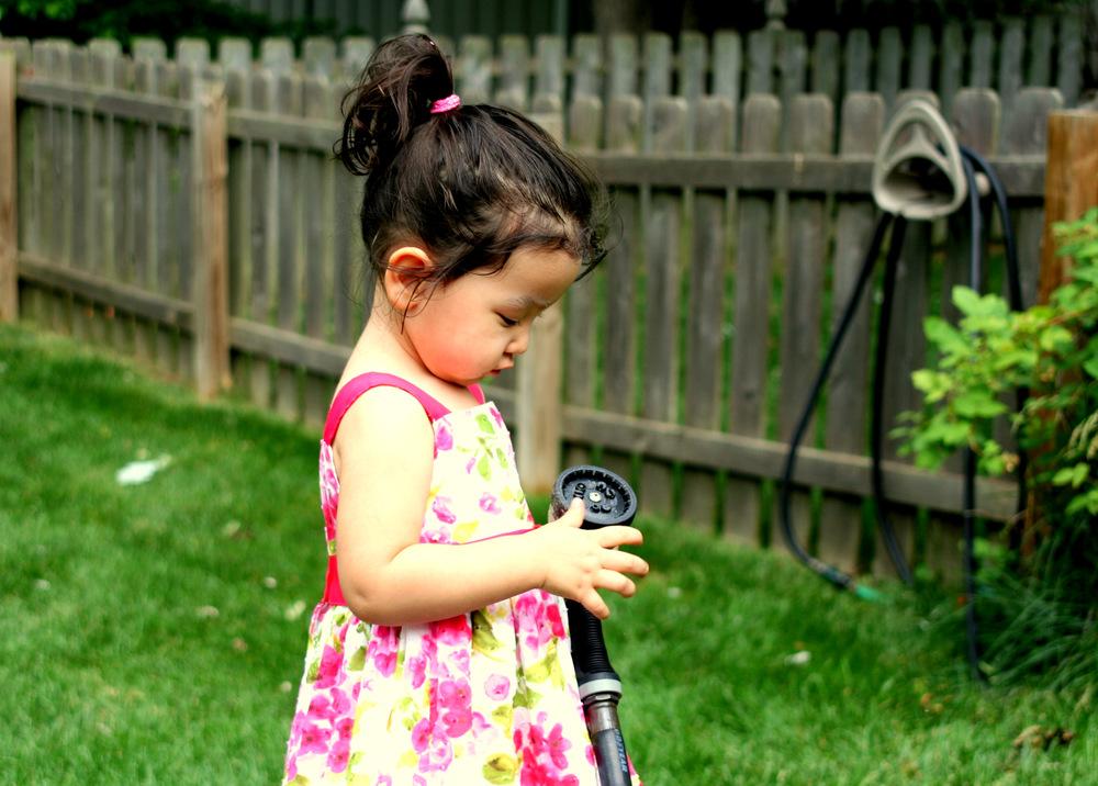 Emily the Gardener!