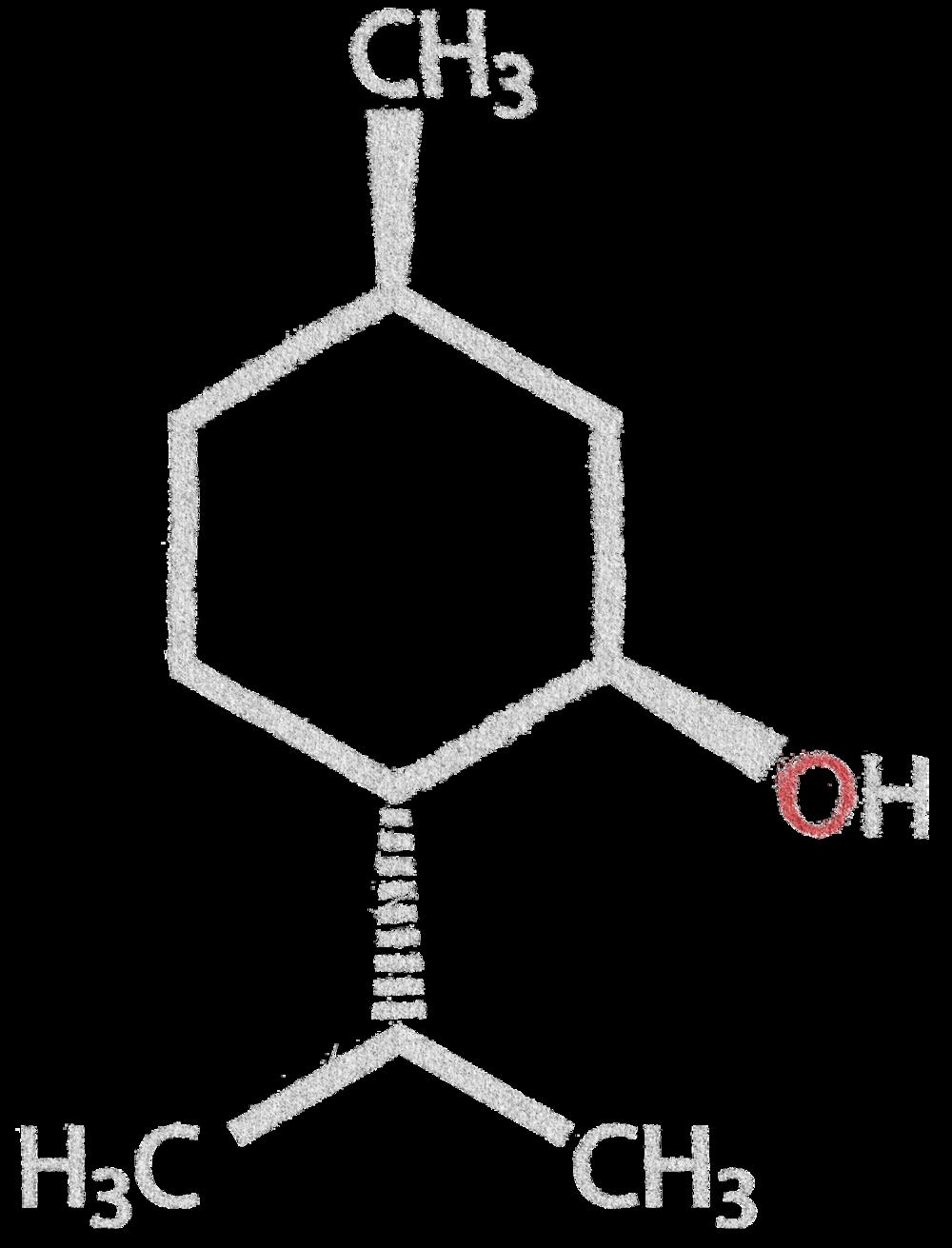 menthol image