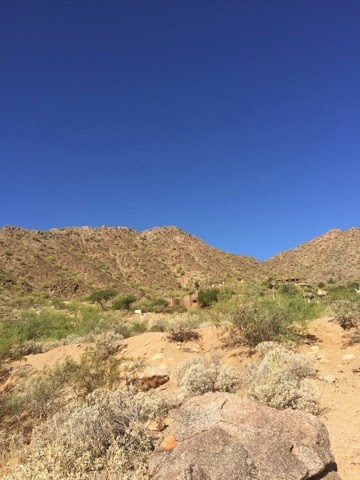 Insert Camelback Mountain.