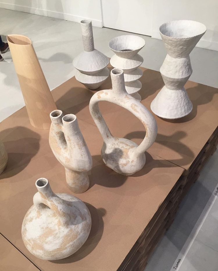 1000 Vases : Paris Design Week