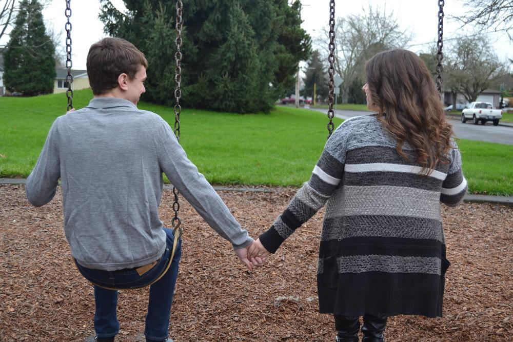 Two Oregon Kids