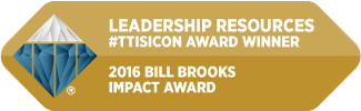 Leadership Resources receives Bill Brooks Impact Award