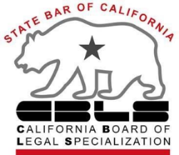 WHY DOES THE CALIFORNIA STATE BAR CERTIFY A CERTIFIED FAMILY LAW SPECIALIST * To help the public identify attorneys who have demonstrated proficiency in specialized fields of law; * To encourage the maintenance and improvement of attorney competence in specialized fields of law.    Family law is complex and constantly changing - a Certified Family Law Specialist stays current with the law.