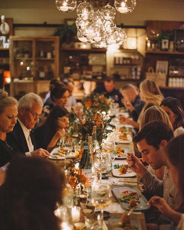 Scenes from the latest @letsgoonalark at @areo_lagunabeach, we love to be able to shoot events in our community! #lagunabeach #popupdinner #neighborhoodcreative