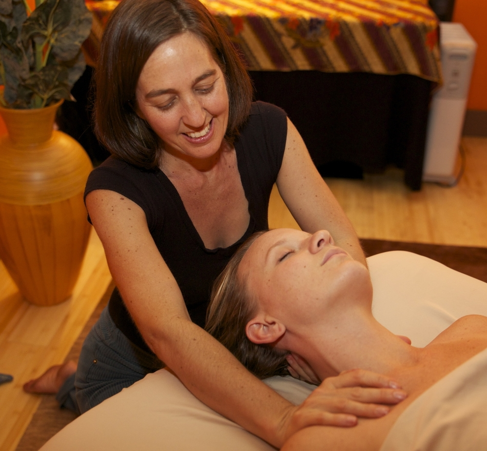 Robin Fann, Esalen Instructor, massage