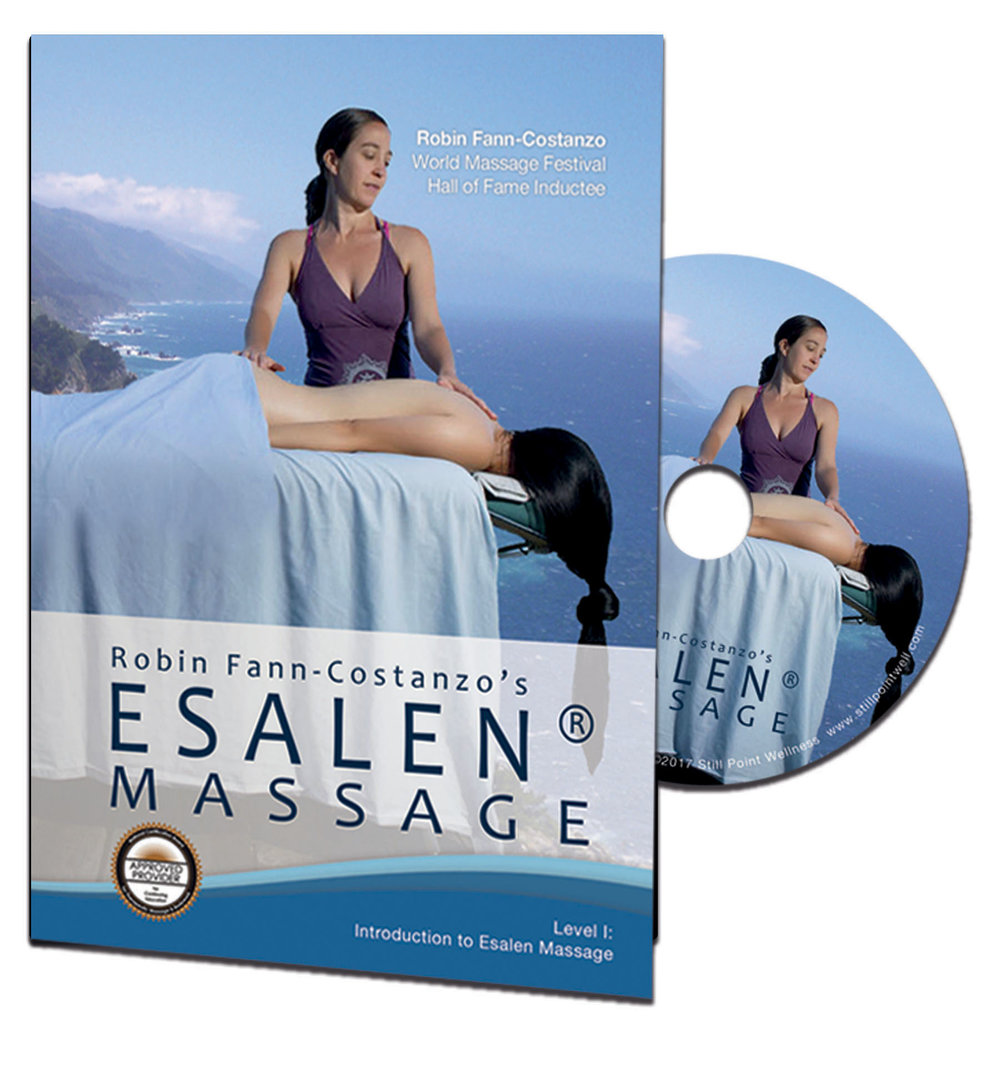 Follow along as Robin gently guides you through a 90 minute Esalen Massage. Perfect for anyone interested in learning the art of Esalen Massage. *this is a non-credit instructional video