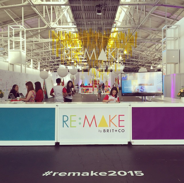 BRIT + CO | #REMAKE2015 - SEPT. 2015