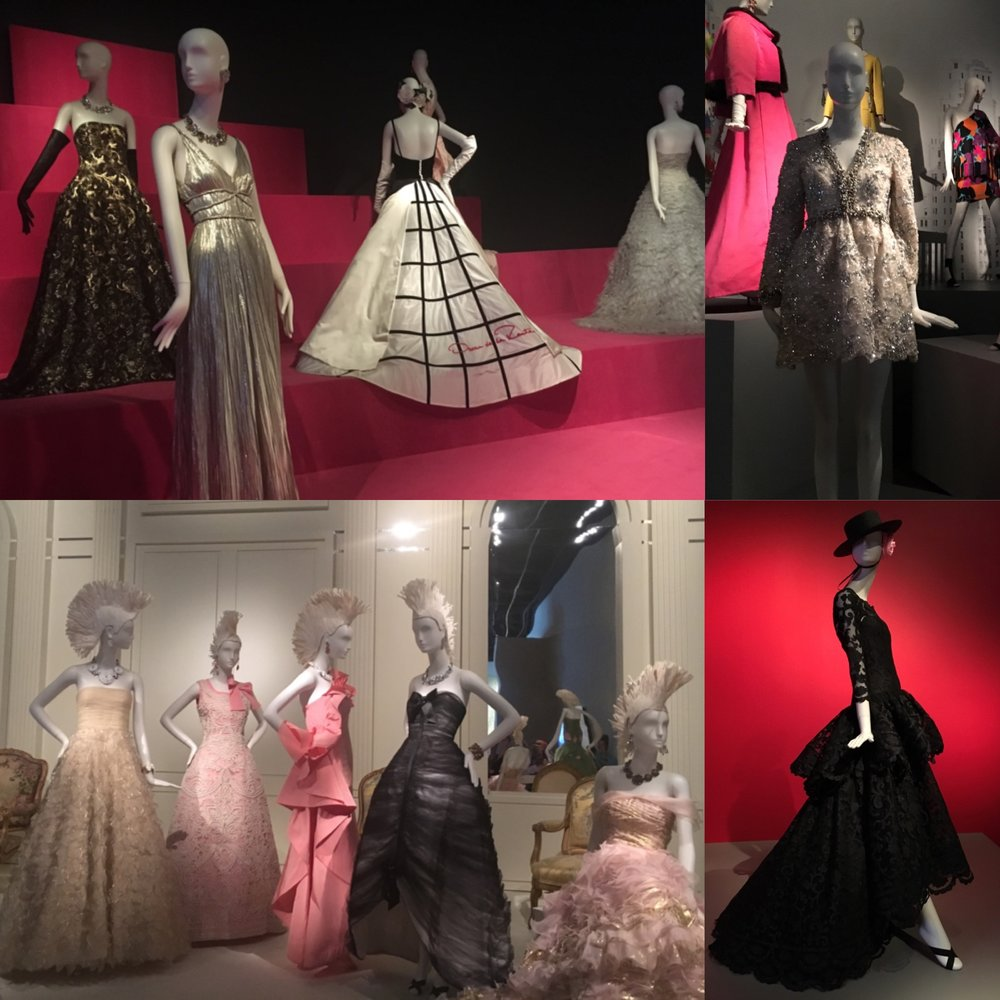 OSCAR DE LA RENTA: THE RETROSPECTIVE - MAY 2016