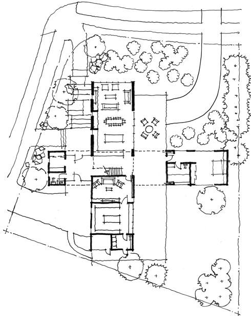 PLUS first floor plan