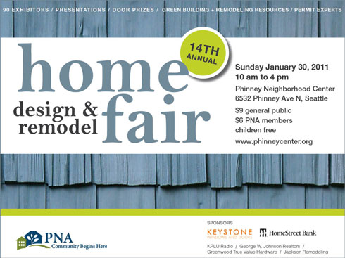 2011 Phinney Ridge Home Fair