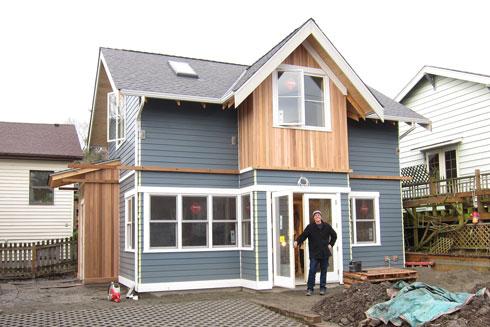 Backyard Cottage Tour Cast Architecture