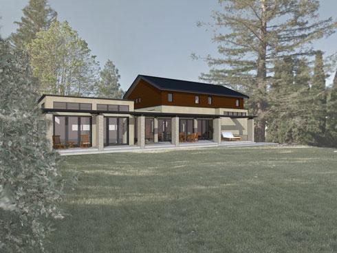 Saratoga Residence Cast Architecture
