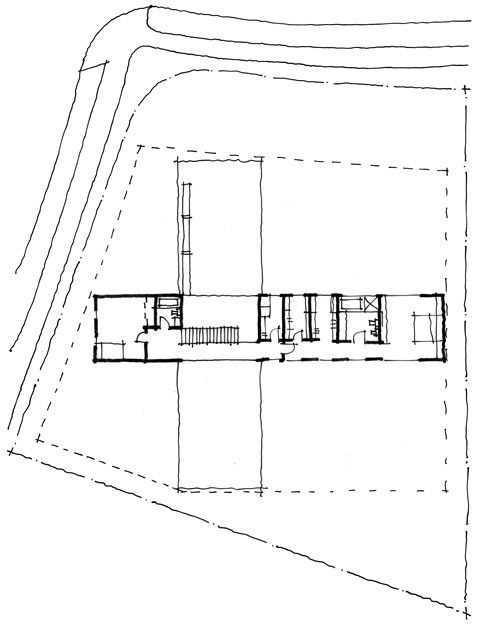 PLUS-second floor plan