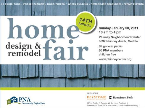 2011 Phinney Ridge Home Fair
