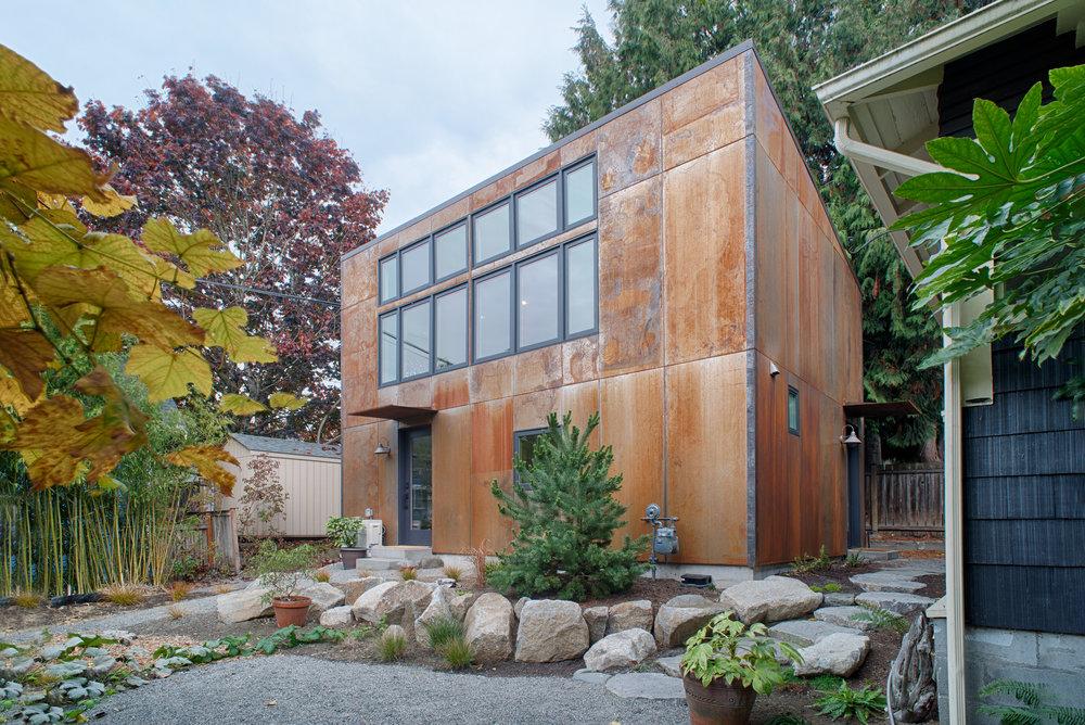 Steelaway exterior