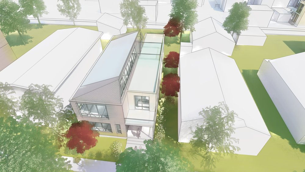 RSL stacked flats-Double Duplex