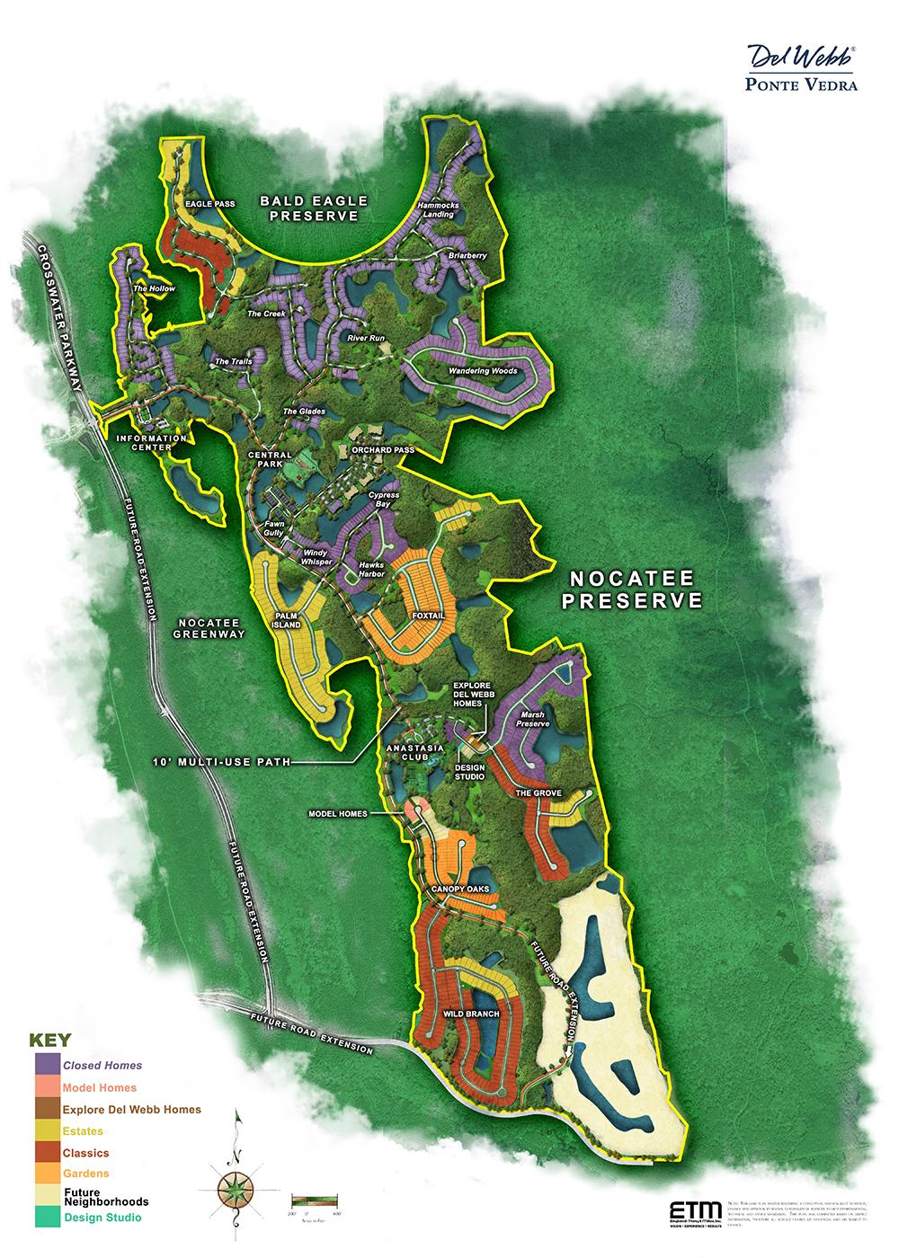 Del Webb Ponte Vedra Map.jpg