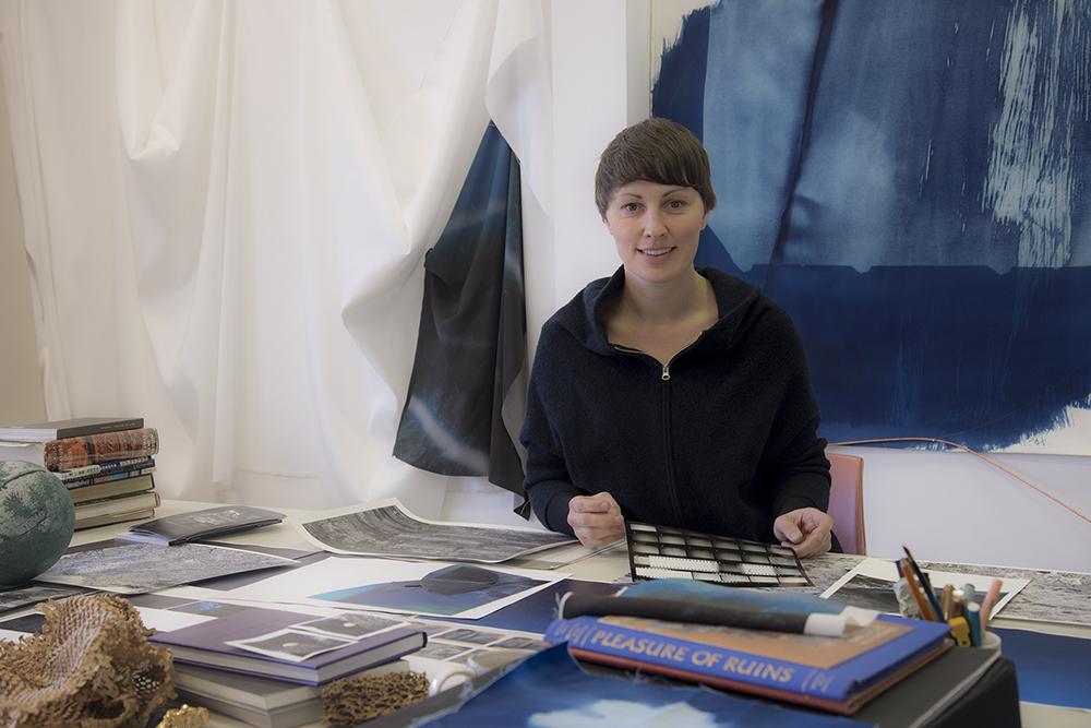 Izabela Pluta, studio
