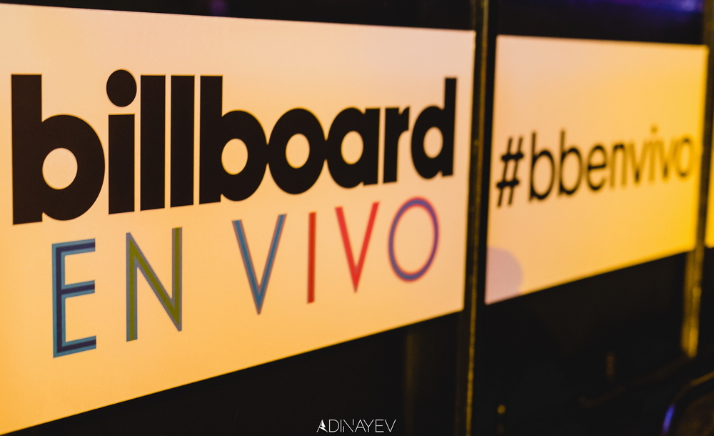 BILLBOARD EN-VIVO