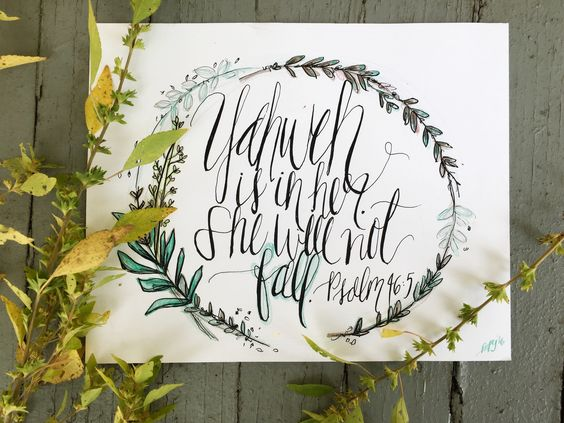 North Carolina Calligraphy