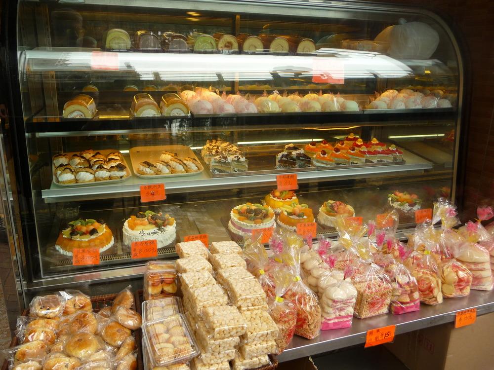 Cantonese bakery in Aberdeen