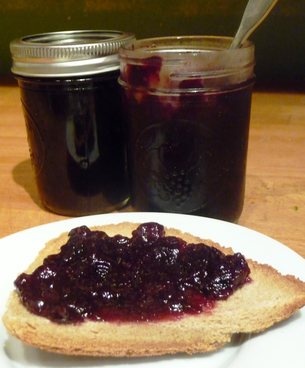 Best and easiest blueberry jam