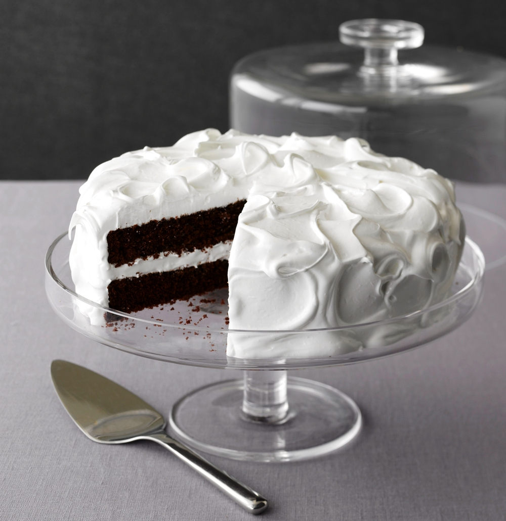 Old-Fashioned Devils Food Cake