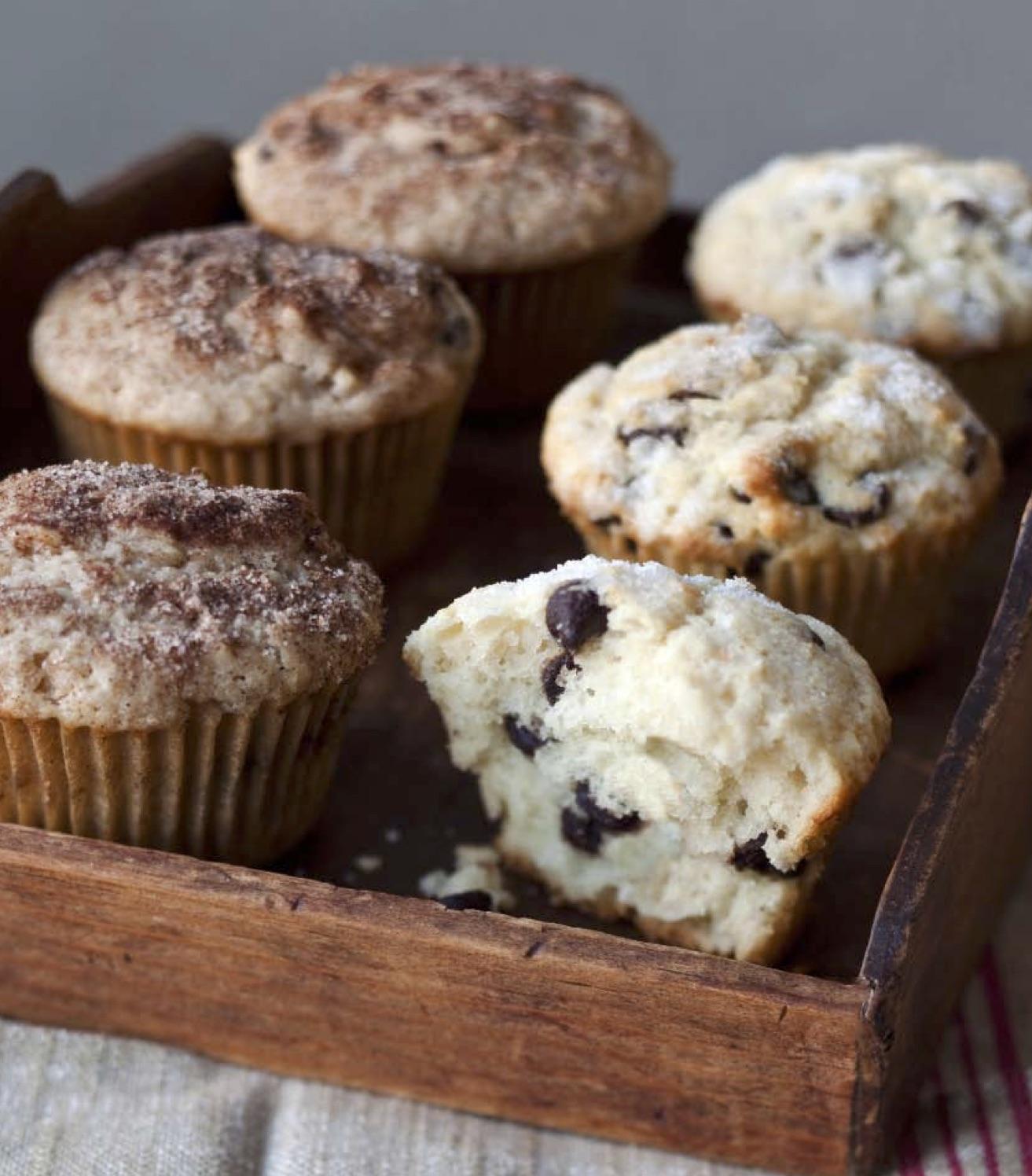 Muffin Tannenbaum.All Purpose Muffins Nick Malgieri