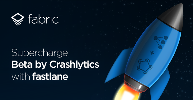 Supercharge beta by Crashlytics with fastlane