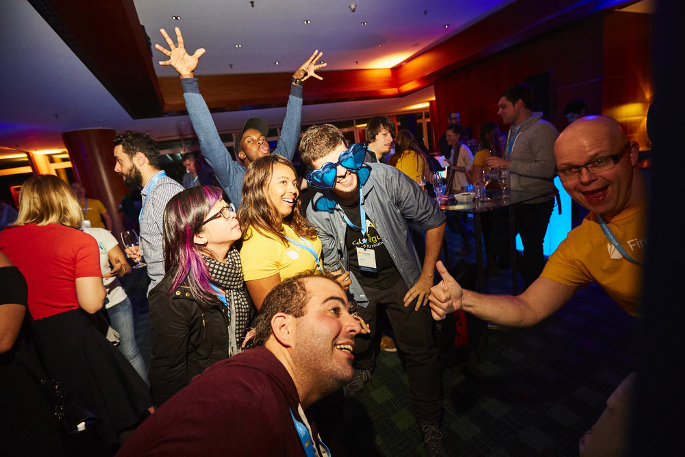 I had a blast at last year's Dev Summit in Berlin