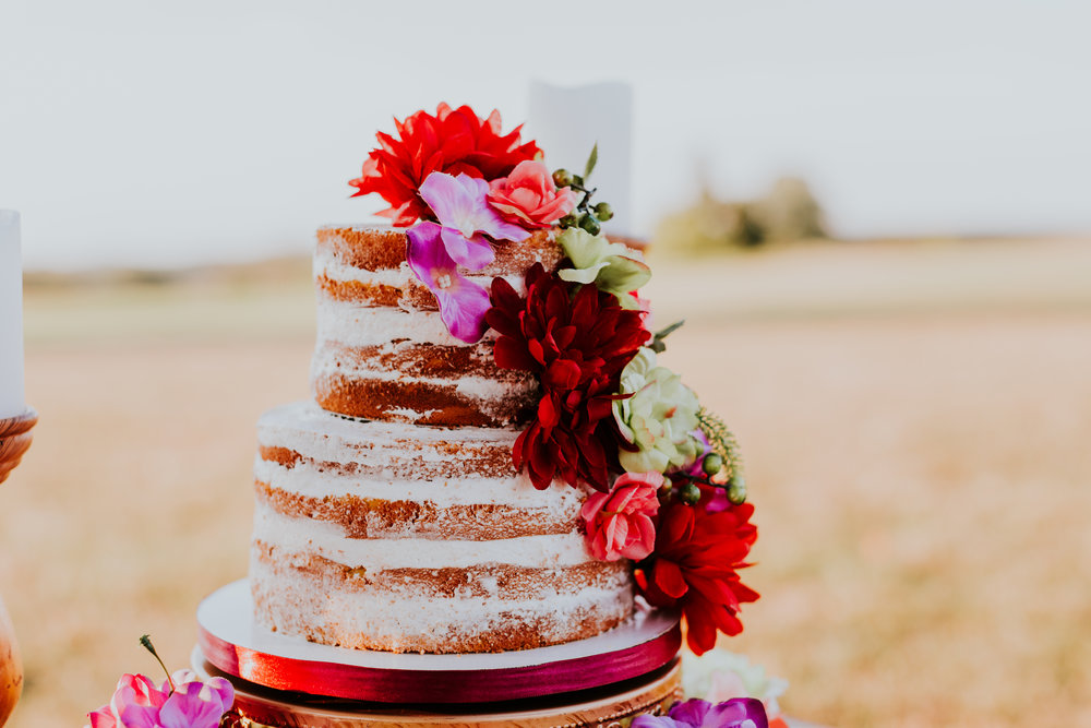 Cake Satisfaction -