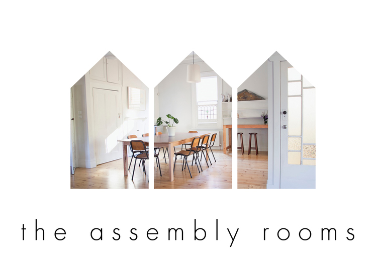 The Assembly Rooms Creative Classes for Adults and Children in North Fitzroy.