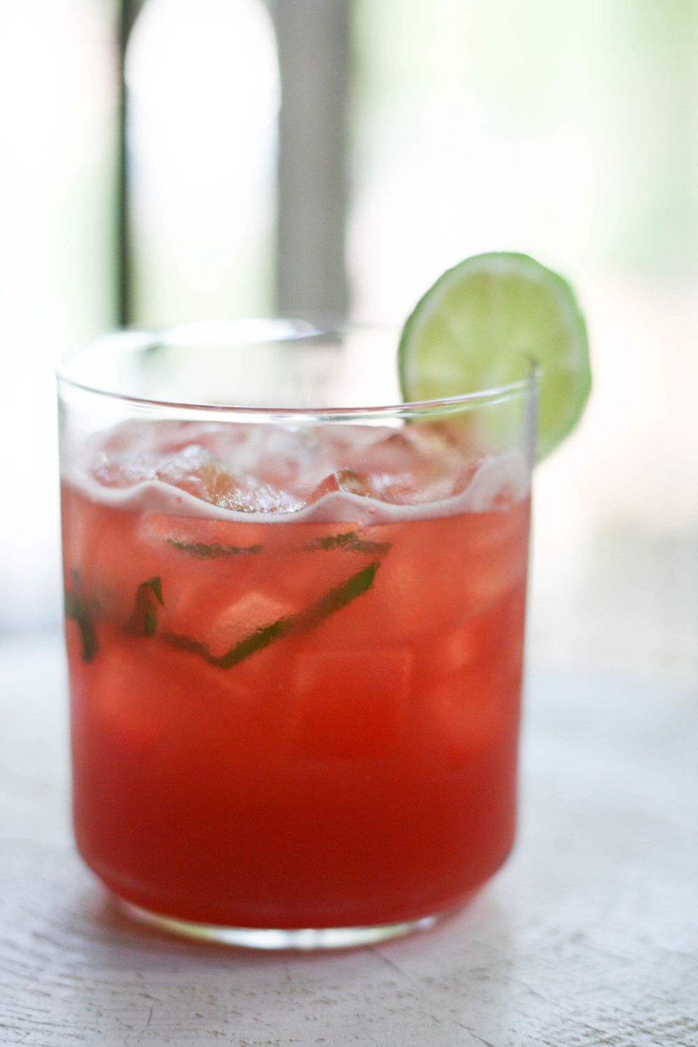 watermelon vodka cooler