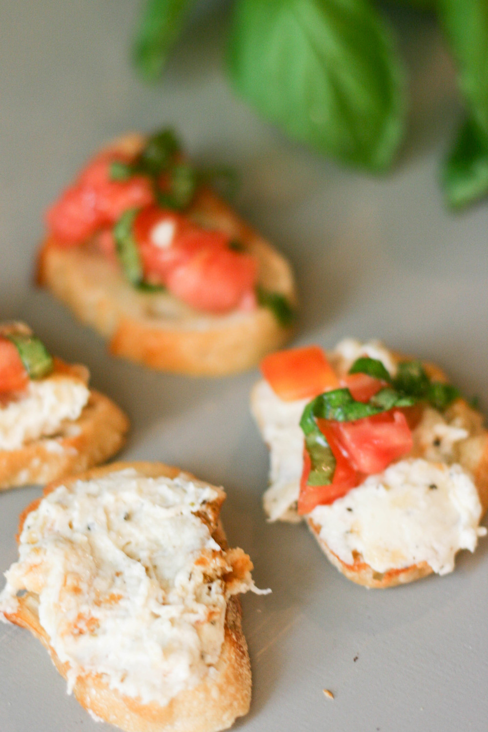 cheesy bruschetta magnolia thymes