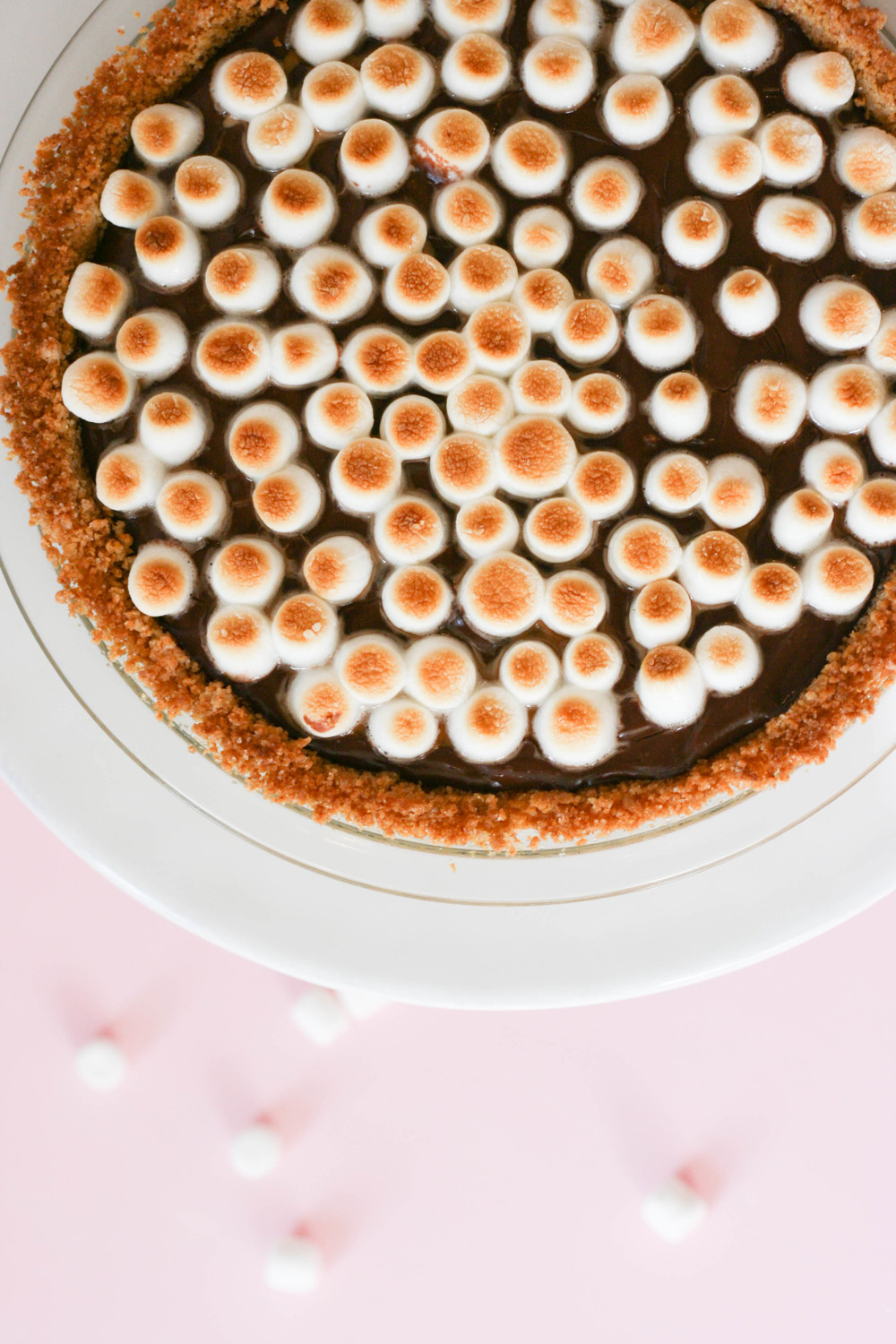 s'mores pie magnolia thymes