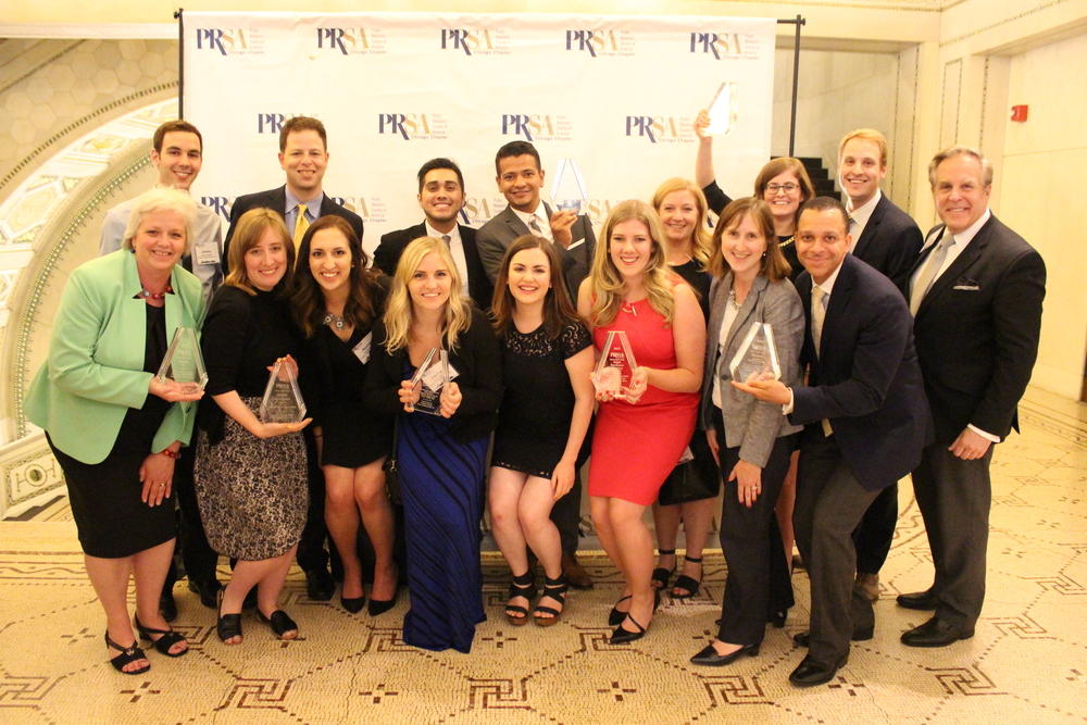 Public Communications Inc at PRSA Skyline Awards