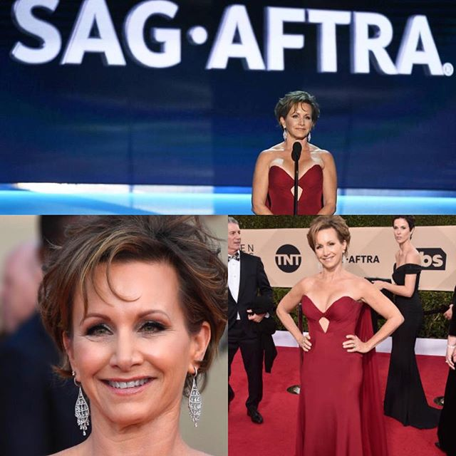 Always lovely seeing this incredible women....but even more fun doing her makeup 💄 What a powerful speech @gabriellecarteris gave last night at the @sagaftra Awards.  #Equality #OneVoice #United #Support #Safety #metoomovement  #MUA #BeautyExpert #healthandwellness #womenempowerment #beautyblogger #beautyfromwithin  #sagaftraawards #sagaftra #awardseason #90210 #gabriellecarteris