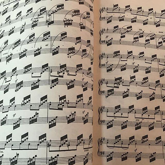 Mendelssohn's got me seeing funny. Op.35