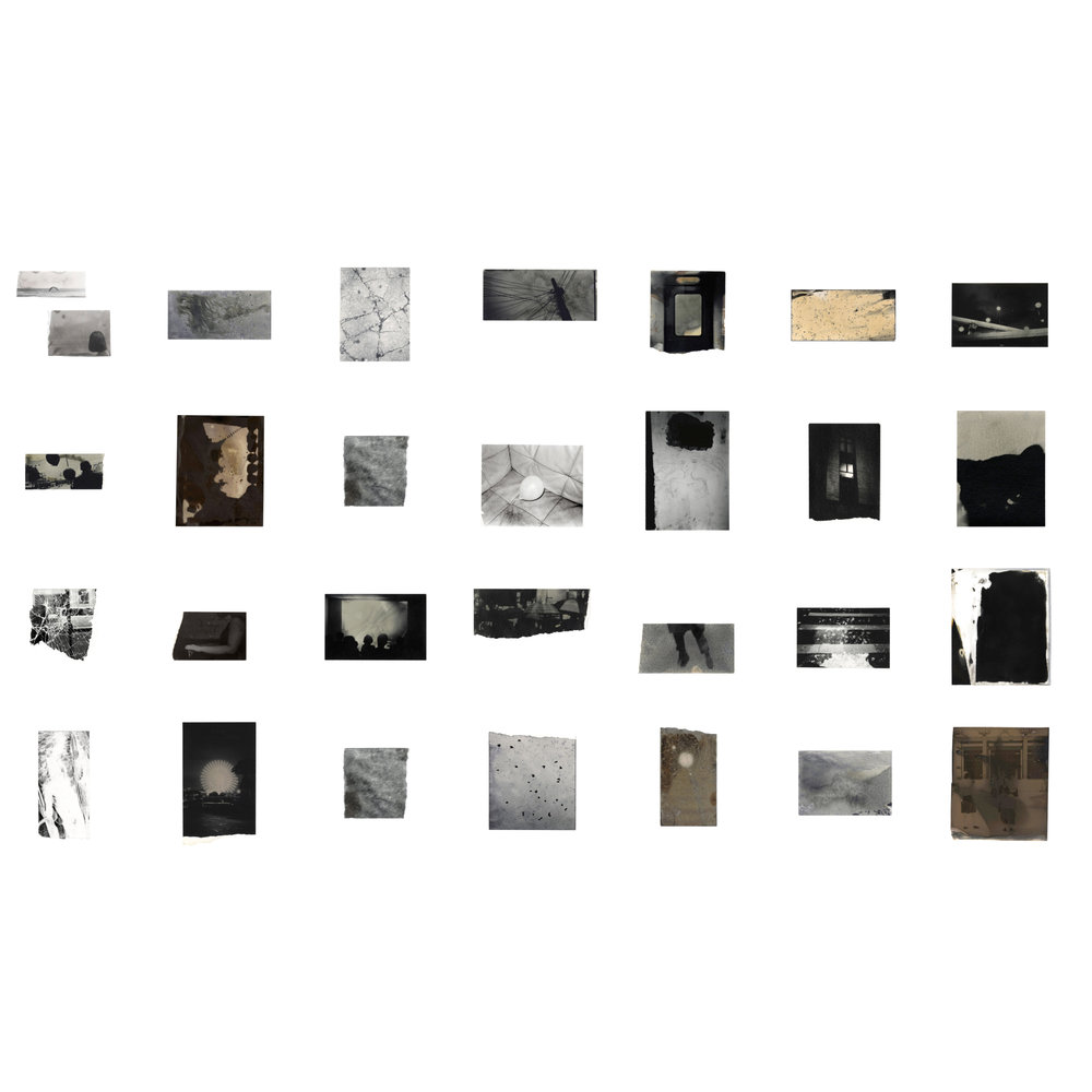 Silver gelatin print  Multisize  2013-2016