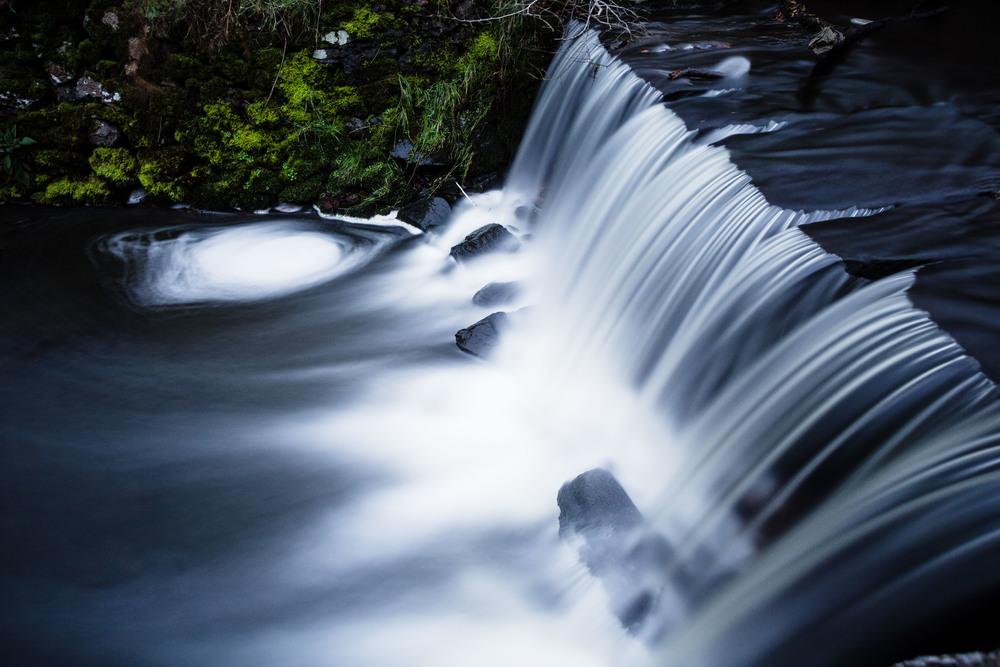 Bradgate Park - Falls