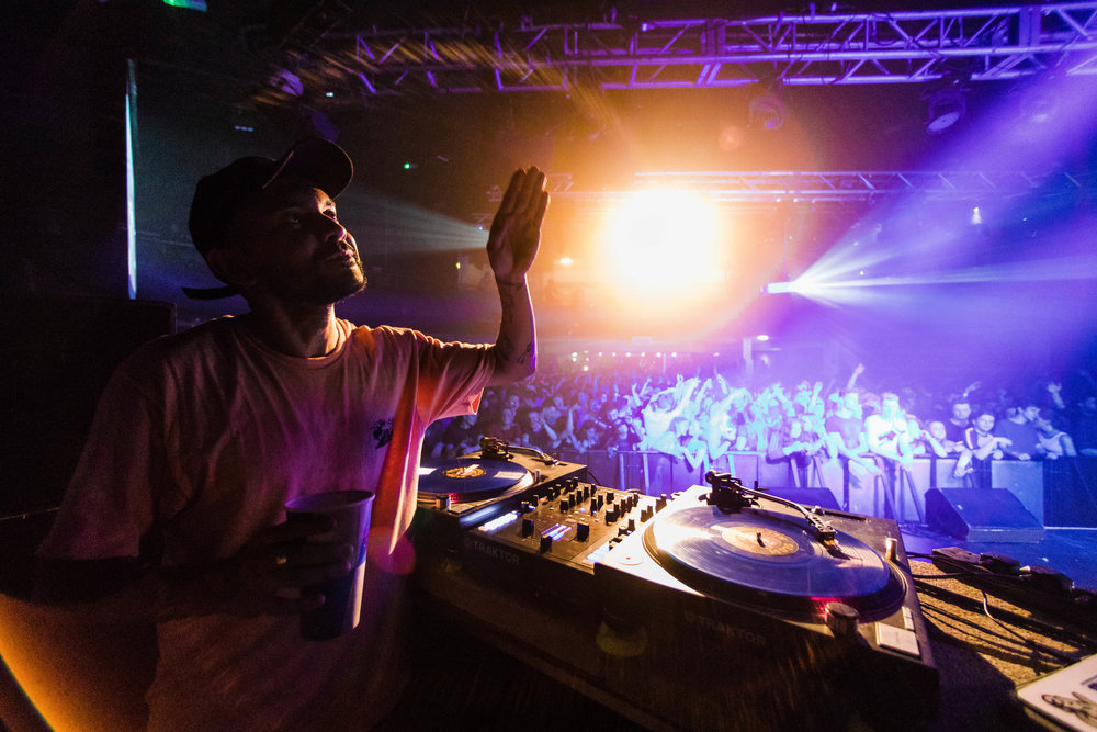 DJ Craze - DBE