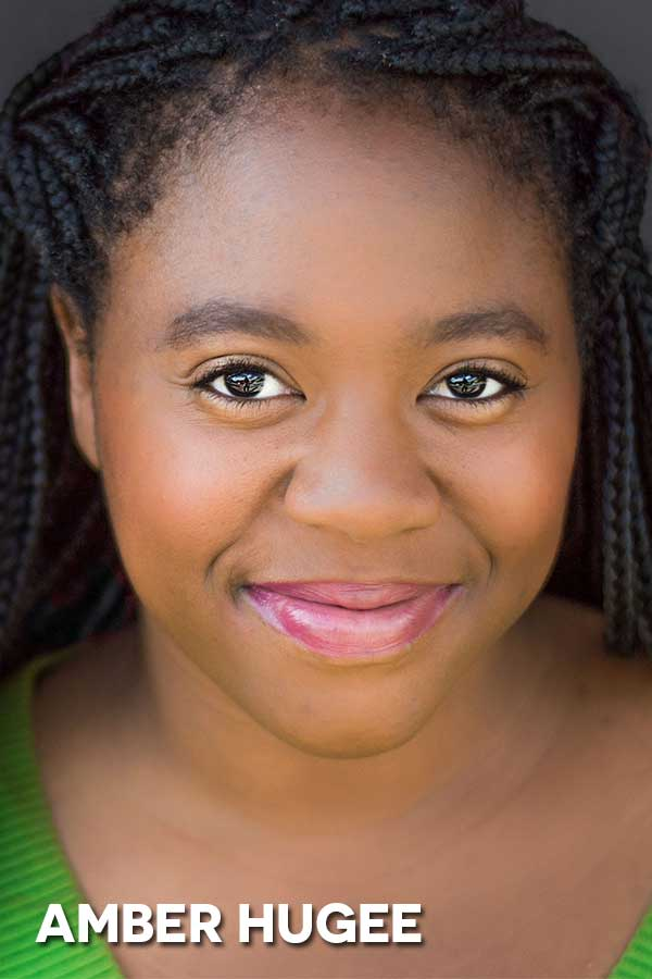 AMBER HUGEE is a Virginia native and a Cleveland transplant that moved to Chicago to pursue her passion for acting, experience material for her memoir, and seize every opportunity to pet dogs on the street. She has a B.A. in Acting/Directing from Baldwin Wallace University.