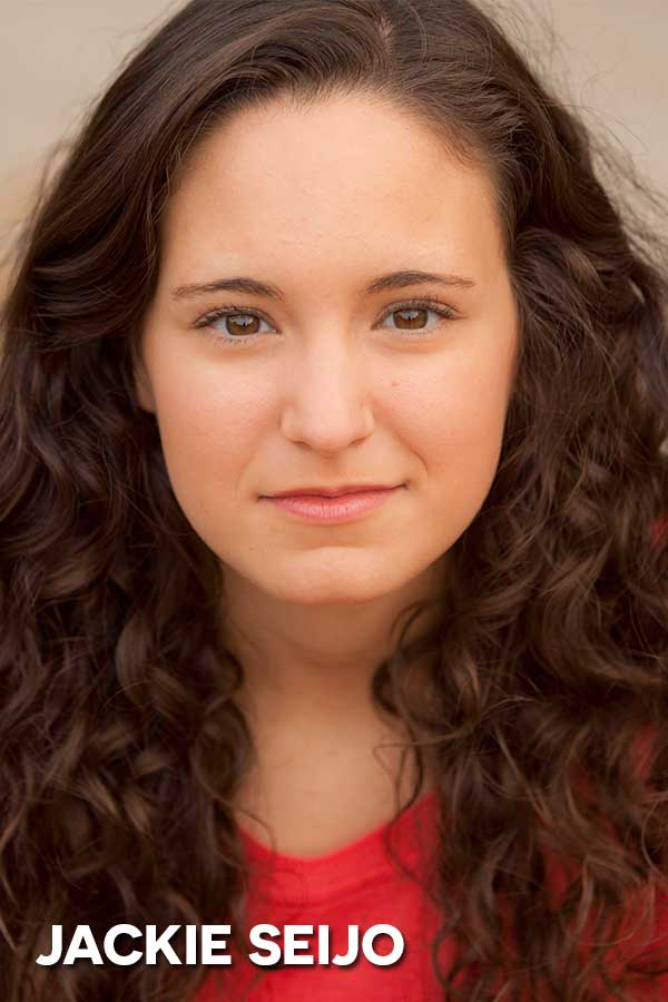JACKIE SEIJO is a recent graduate of Ball State University and is very excited to be joining the ensemble for the El Stories Holiday Train. Most recently, she played Isabel Nieves in Vision Latino Theatre's production of Yellow Eyes and was also a part of Twelve Ways to Play with the Public House Theatre. Some past roles include Masha (Three Sisters) and Diwata (Speech and Debate).