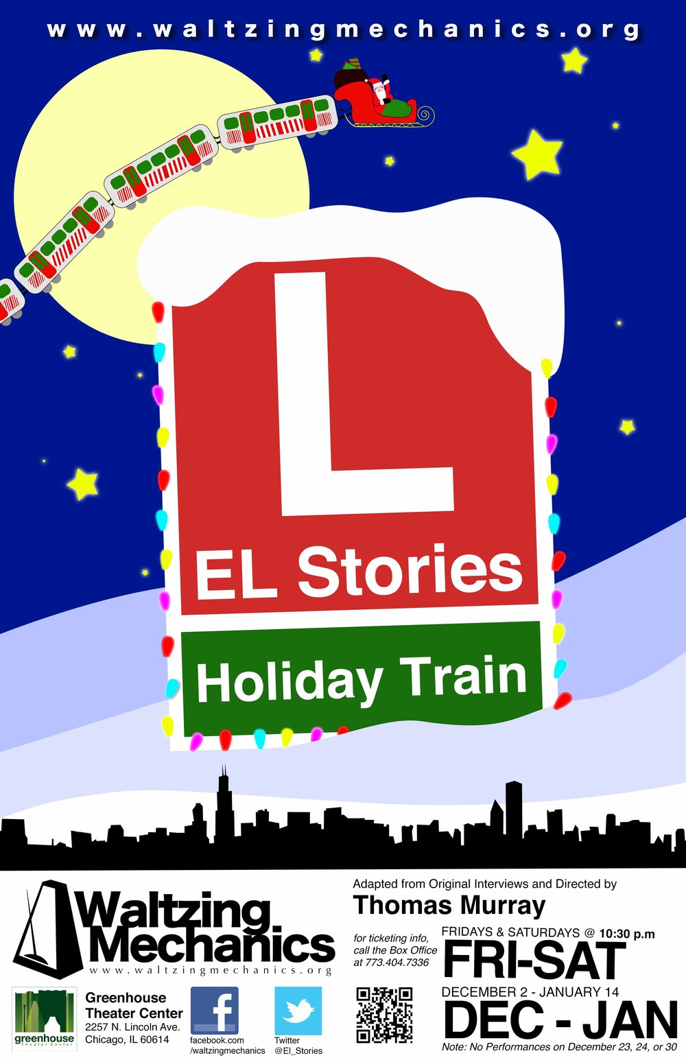 EL Stories 3 (Holiday Train)