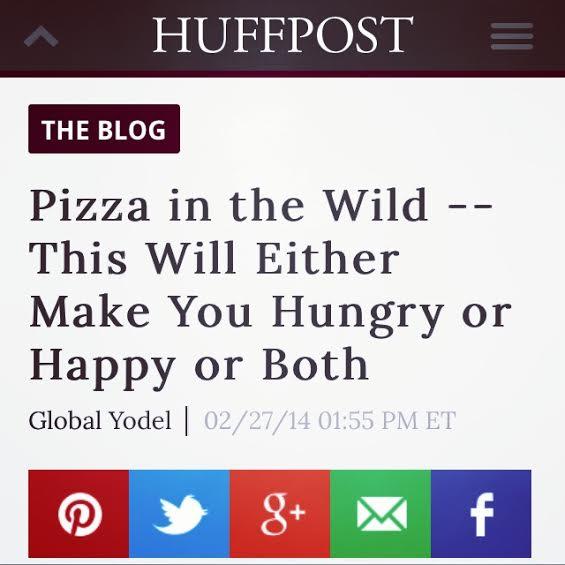 huffpopizzainthewild