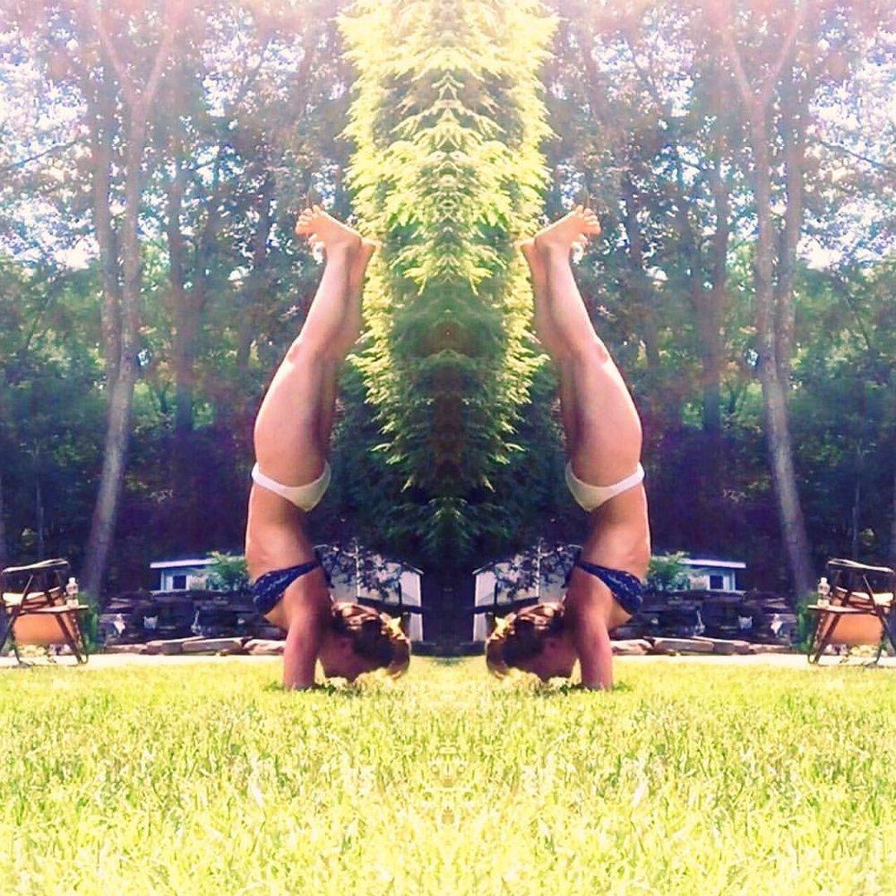 Caroline Testa 200hr RYT Firefly Power Vinyasa Yoga